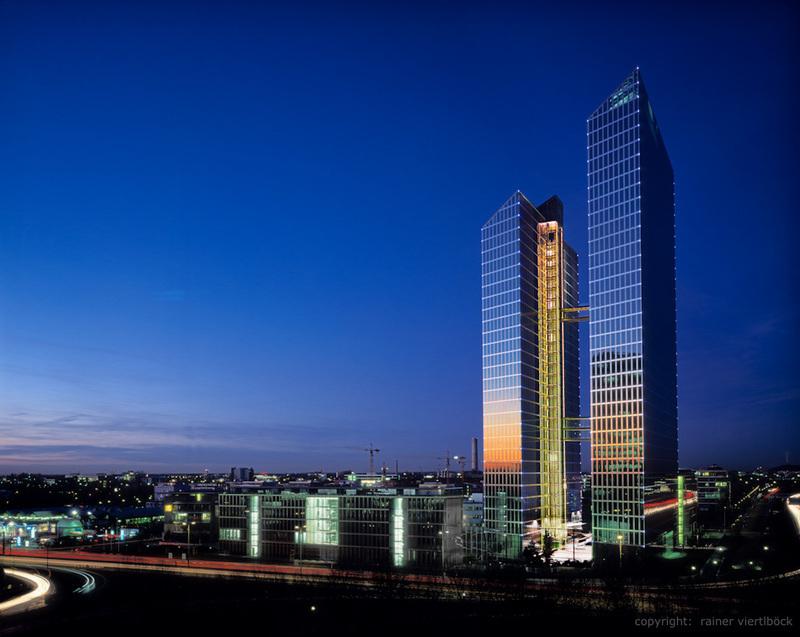 Highlight Munich Business Towers Muenchenarchitektur