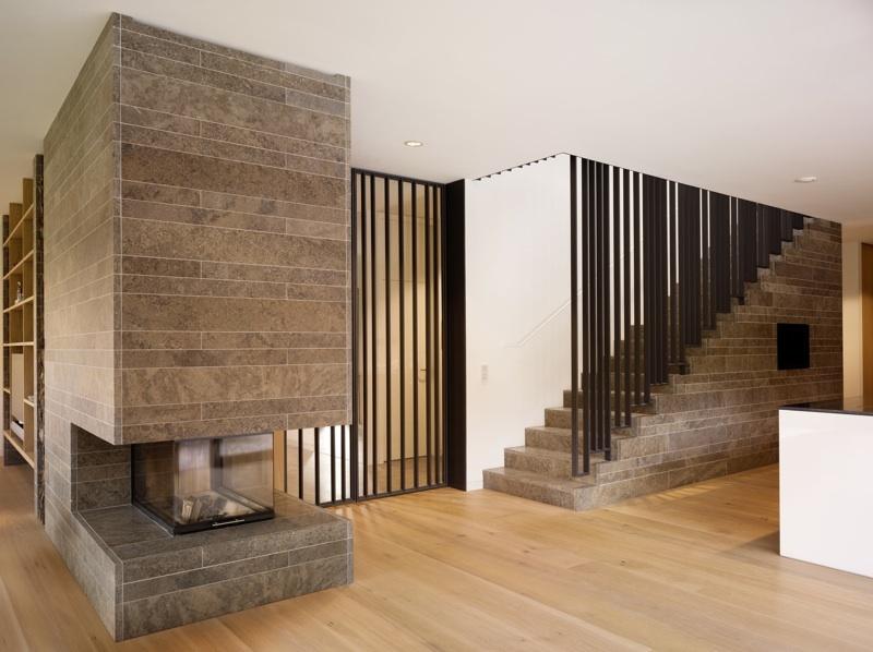 Treppen architektur einfamilienhaus  Haus Hohenfried - muenchenarchitektur