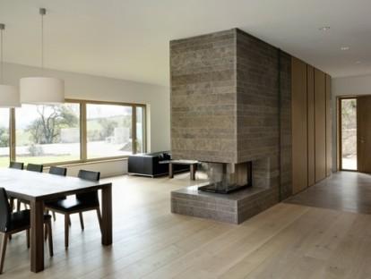 offenes wohnen essen - Moderne Innenarchitektur Einfamilienhaus