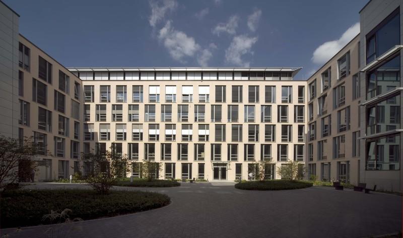 Fassade bürogebäude  Bürogebäude in der Barthstraße - muenchenarchitektur