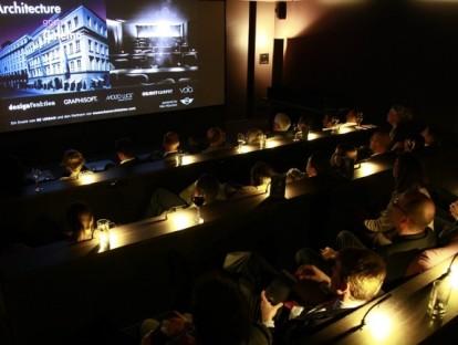 Architecture goes Cinema | Kinowerbung auf architektonisch