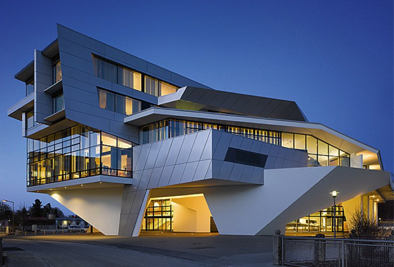 Linde Agora Muenchenarchitektur