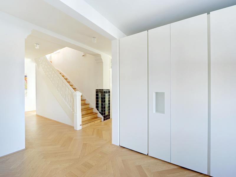 haus gauting muenchenarchitektur. Black Bedroom Furniture Sets. Home Design Ideas