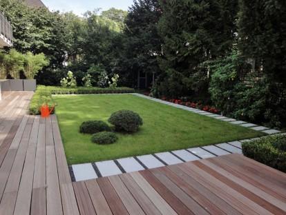 moderne gartengestaltung exklusiver | möbelideen, Gartengestaltung