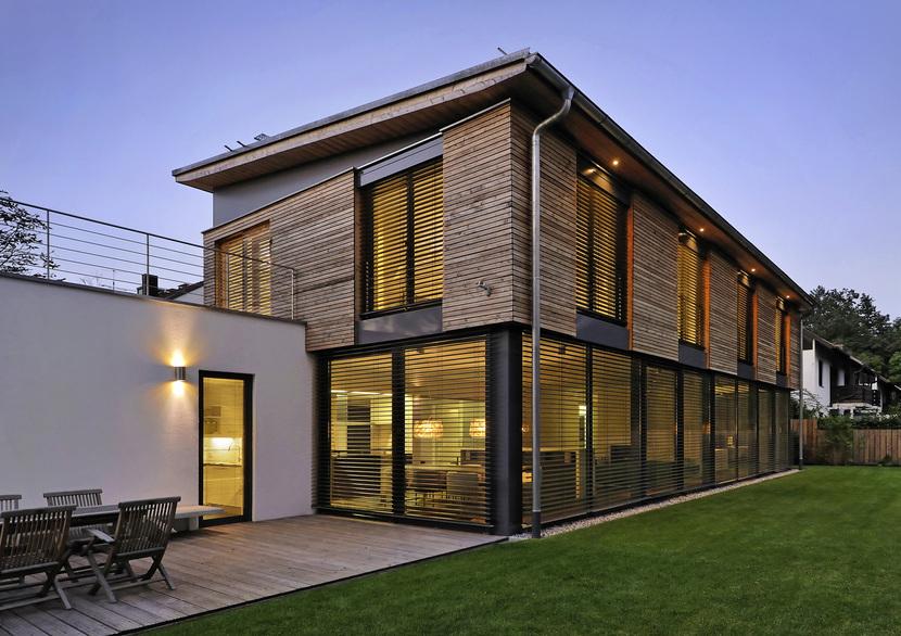 Haus k muenchenarchitektur - Architekt montabaur ...