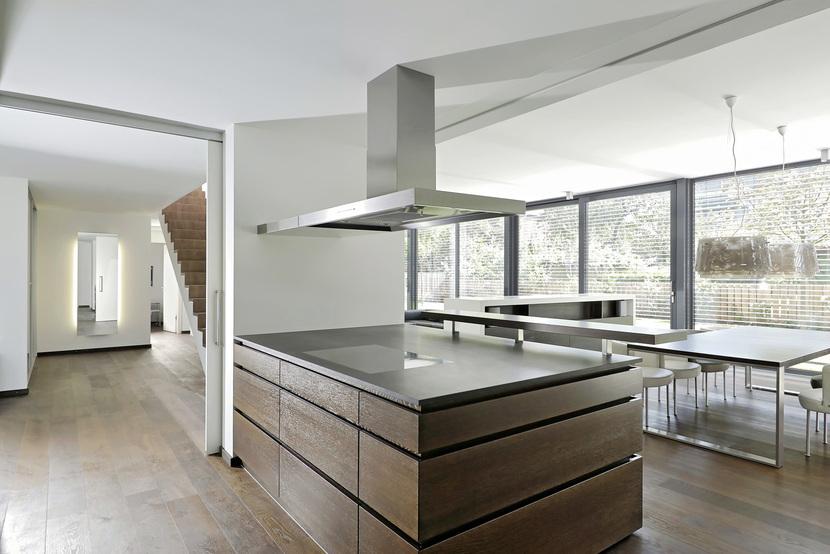 Moderne innenarchitektur einfamilienhaus  Haus K. - muenchenarchitektur