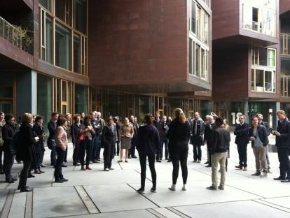 Das Tietgen Dormitory (ein Studentenwohnheim) von Lundgaard & Tranberg Architects