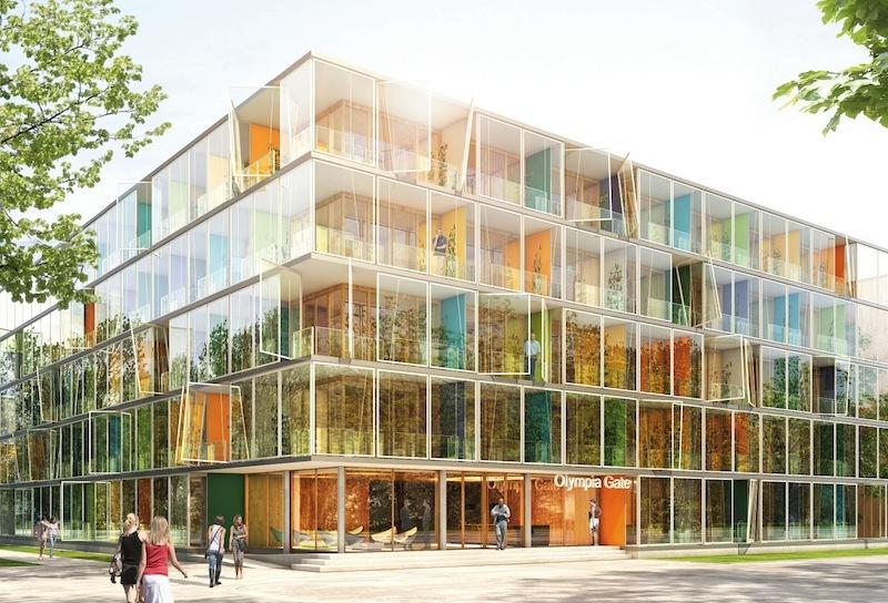 steidle architekten bauen am ackermannbogen muenchenarchitektur. Black Bedroom Furniture Sets. Home Design Ideas