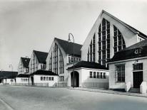 Großmarkthalle München, 1912, Fotografie | © Markthallen München