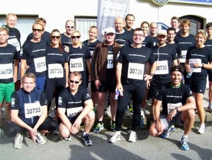 Das Object Carpet Läufer-Team