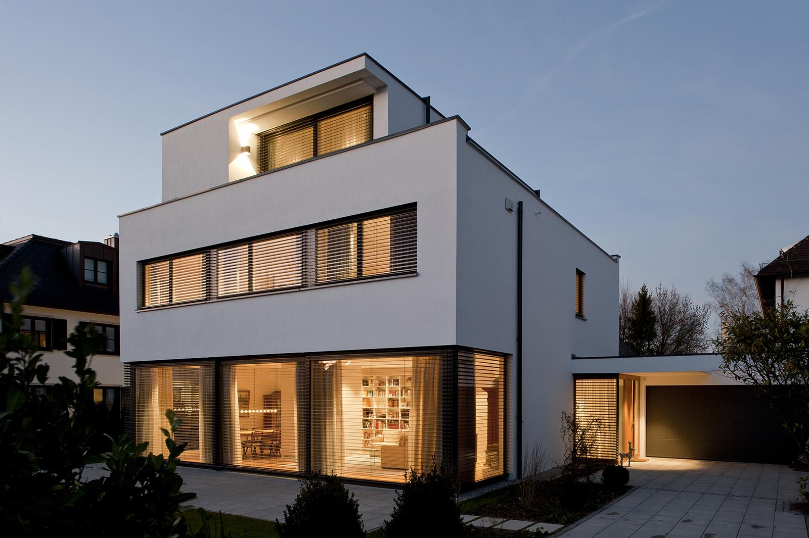 Villa edition od15 muenchenarchitektur for Studium zum architekten