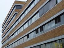 Das ehemalige Qulle Versandgebäude, 253.000 Quadratmeter des Architekten Ernst Neufert, die auf eine Umnutzung warten...