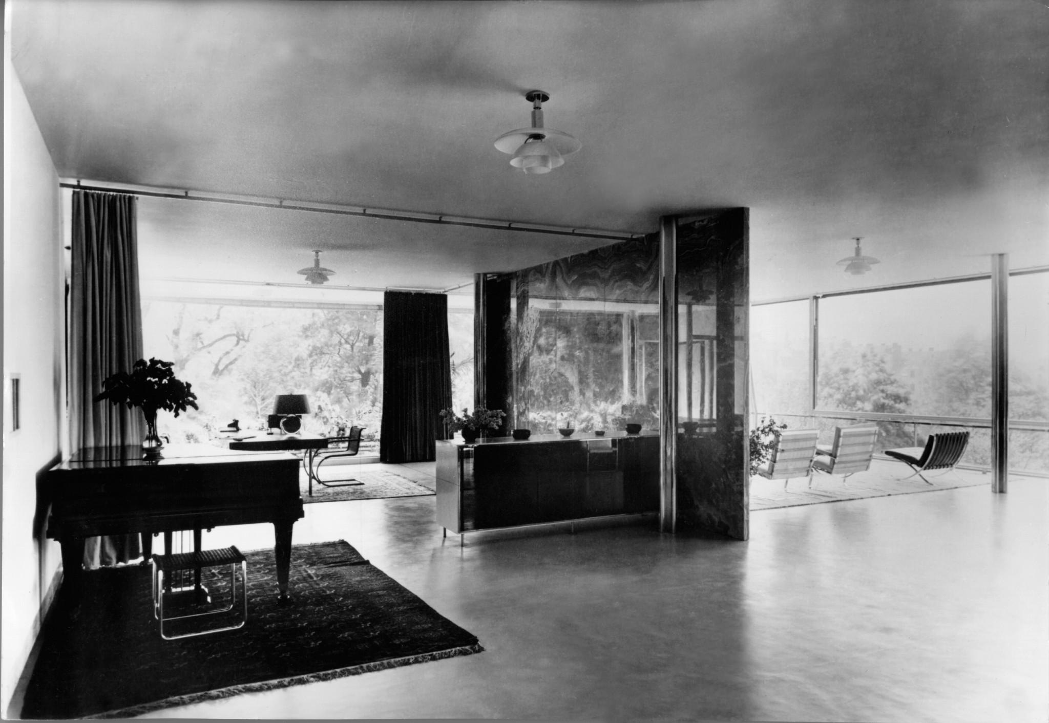 dokumentarfilm haus tugendhat im monopol kino ab 30 5. Black Bedroom Furniture Sets. Home Design Ideas