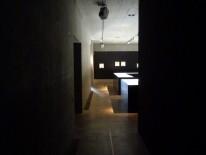 Licht und Dunkel wechseln sich ab.