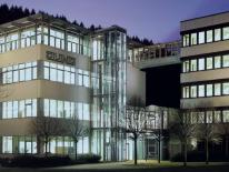 Firmenzentrale von JUNG in Schalksmühle