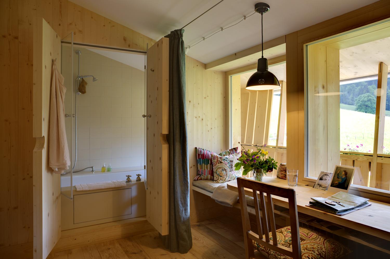 naturhotel tannerhof muenchenarchitektur. Black Bedroom Furniture Sets. Home Design Ideas