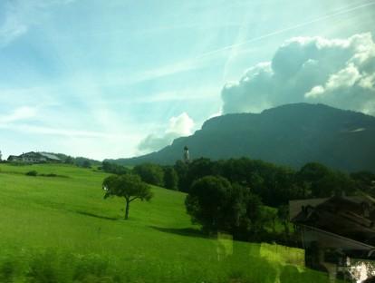 Südtirol dramatisch