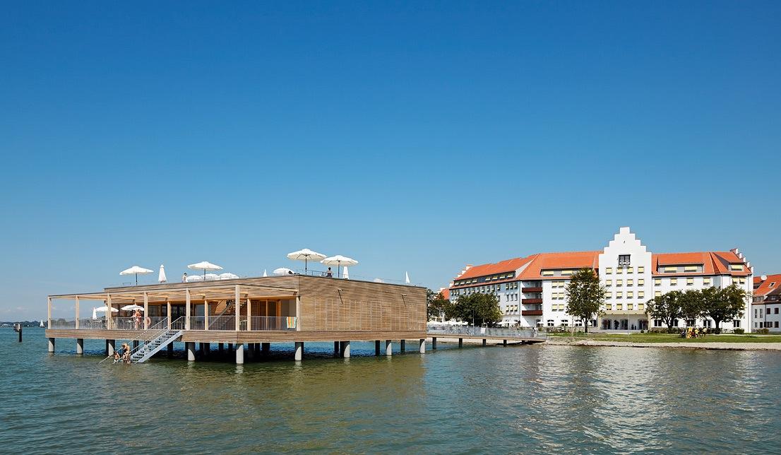 Seehotel Am Kaiserstrand Muenchenarchitektur
