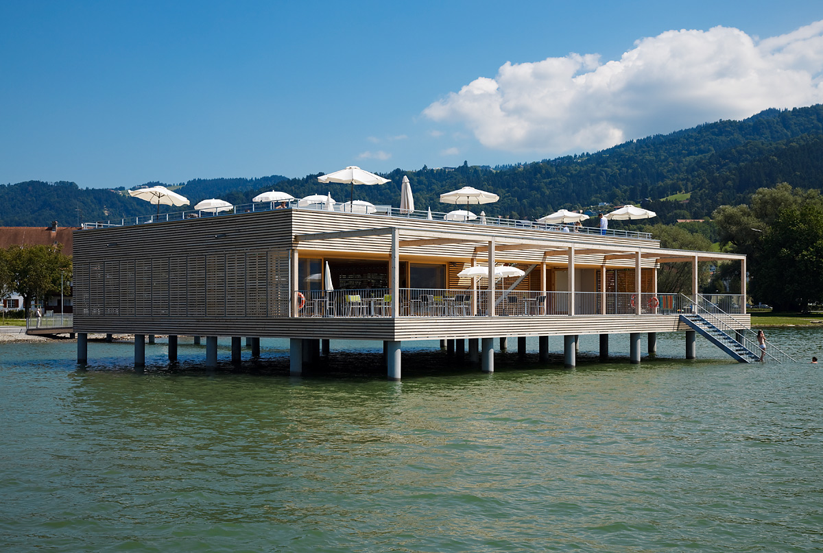 Seehotel am kaiserstrand muenchenarchitektur for Designhotel bodensee