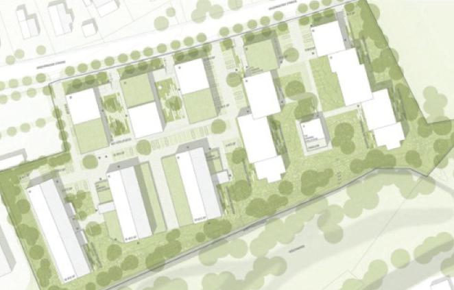 studentenwohnheim weihenstephan muenchenarchitektur. Black Bedroom Furniture Sets. Home Design Ideas