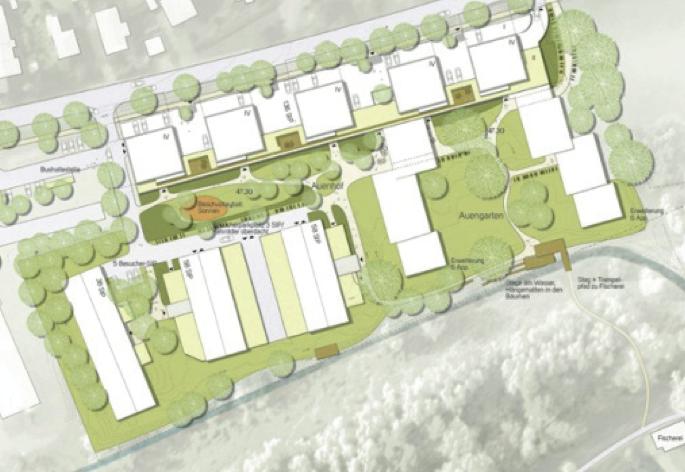Landschaftsarchitekten München studentenwohnheim weihenstephan muenchenarchitektur