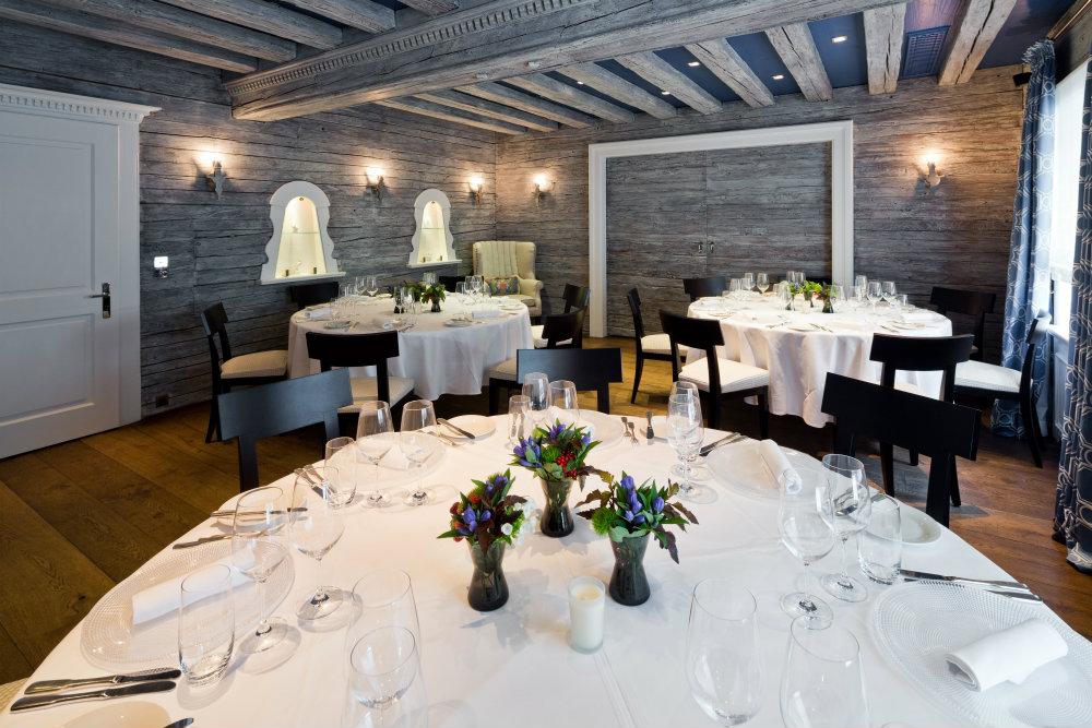 Käfer-Schänke mit Gourmet-Restaurant - muenchenarchitektur