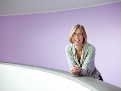 Promovierte Kunsthistorikerin: Dr. Angelika Nollert