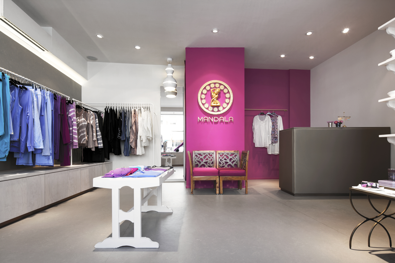 Mandala Shop Muenchenarchitektur
