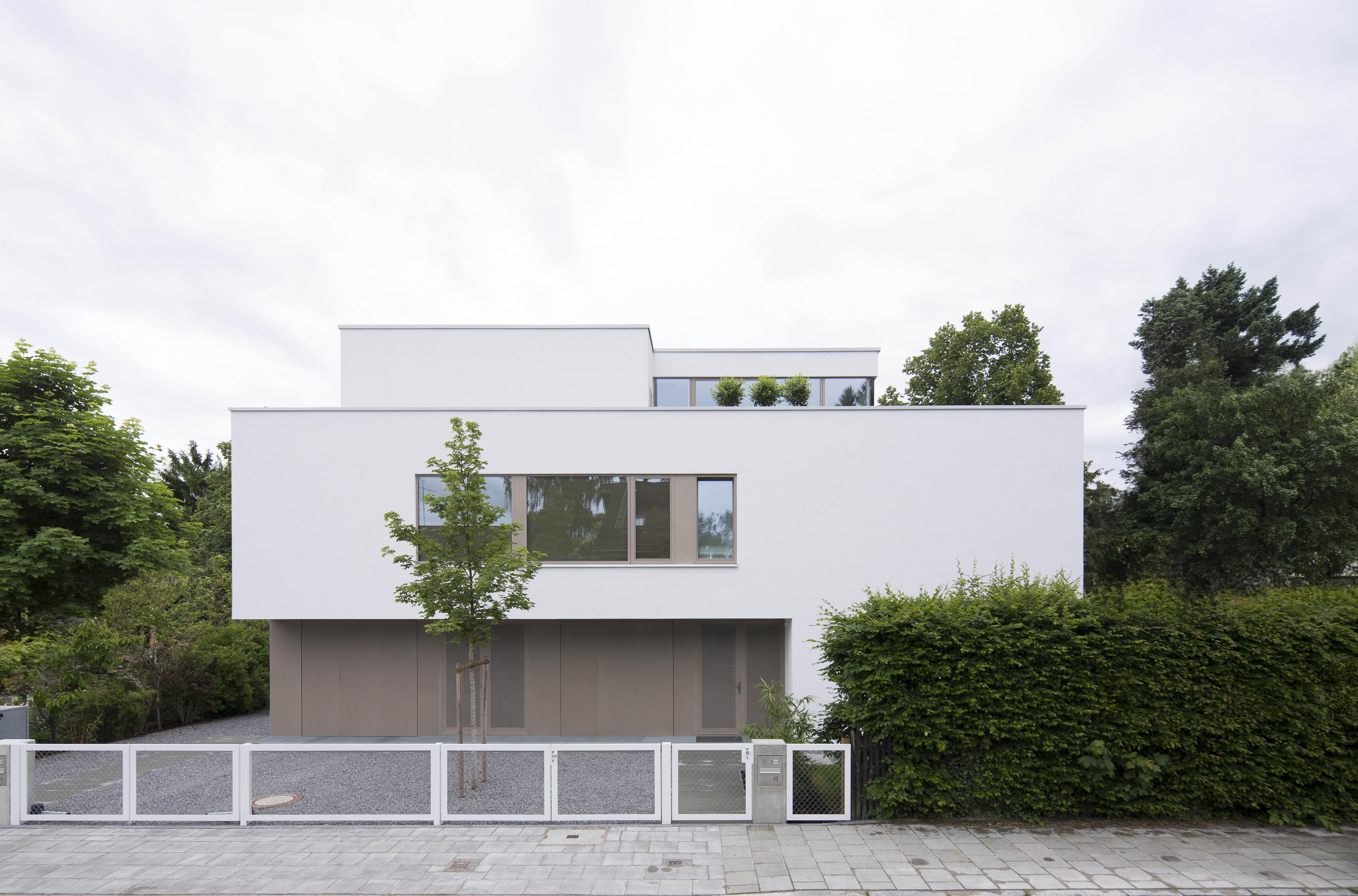 haus h in m nchen solln muenchenarchitektur. Black Bedroom Furniture Sets. Home Design Ideas