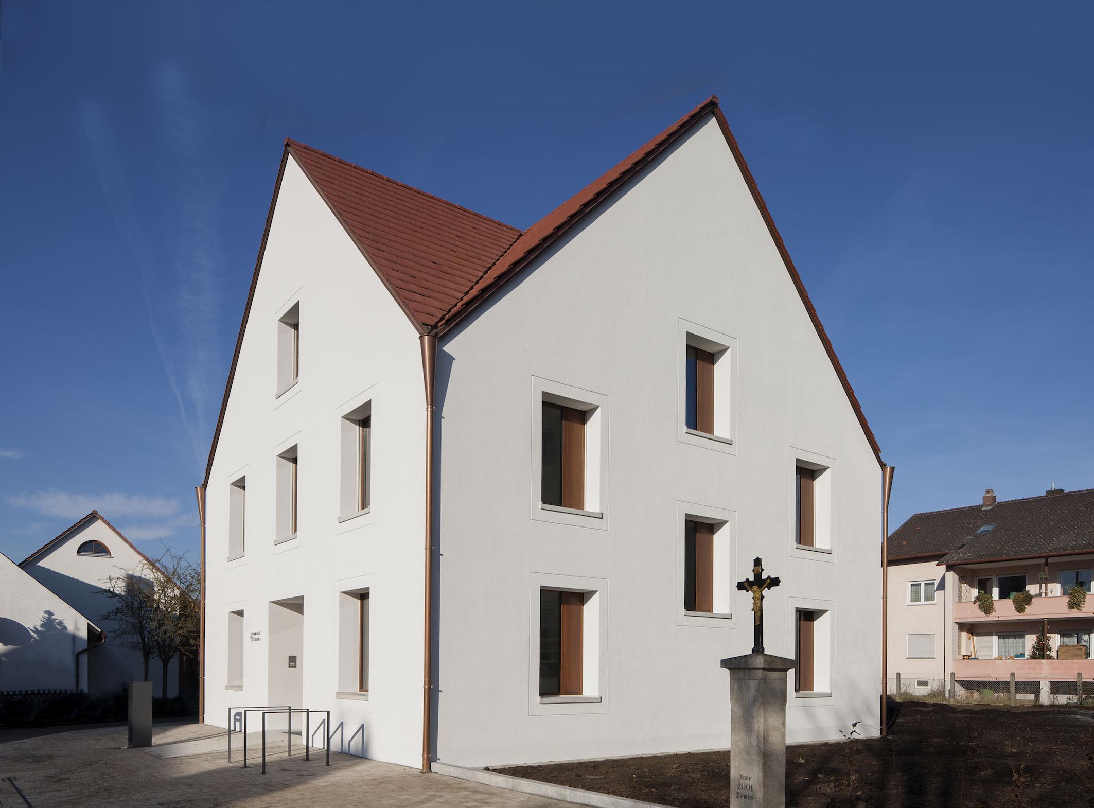 Architekt Regensburg ziegelsieger muenchenarchitektur
