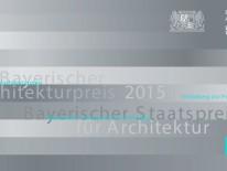 BILD:   Bayerischer Architekturpreis