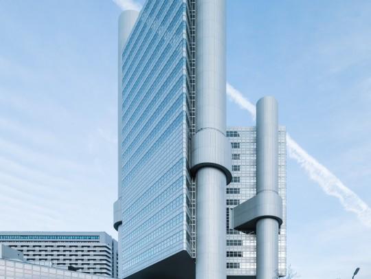 BILD:       Sanierung HVB-Tower