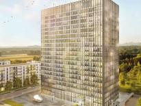 BILD:   Hochhaus-Architekten stehen fest
