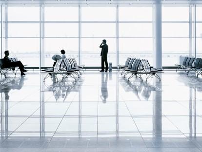 Flughafen München Terminal 2 © K+P Architekten und Stadtplaner / Foto Vitra AG