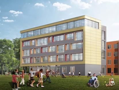 Inklusive Grundschule mit Hort - ICP München