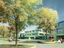 BILD:   Erweiterung Europäische Schule