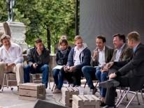 BILD:   Bürgermeister findet Isarflussbad gut