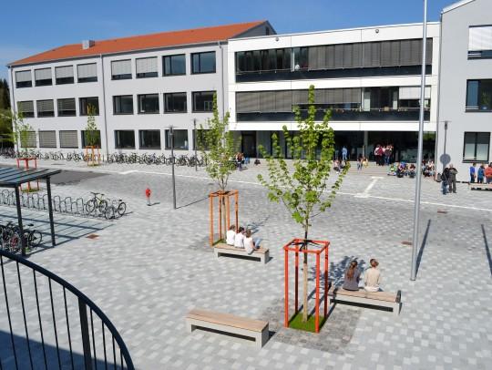 BILD:       Schul-Campus Haidmühlstraße