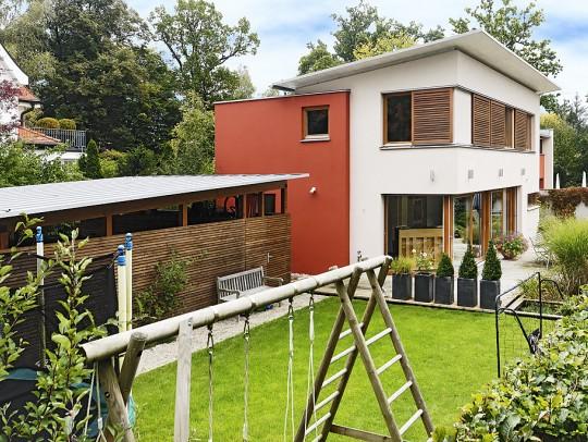 BILD:       Doppelhaus - Doppelt mal anders