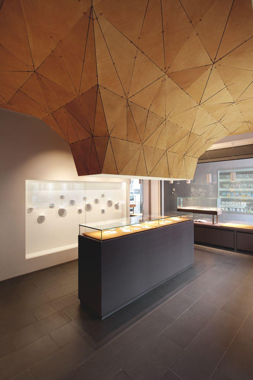 Addore Juwelier Muenchenarchitektur