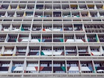 BILD:   Wohnen nach Le Corbusier