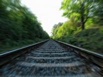 BILD:   Wohnen mit Bahnanschluss