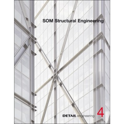 Buchcover SOM Structural Engineering aus der Reihe DETAIL engineering