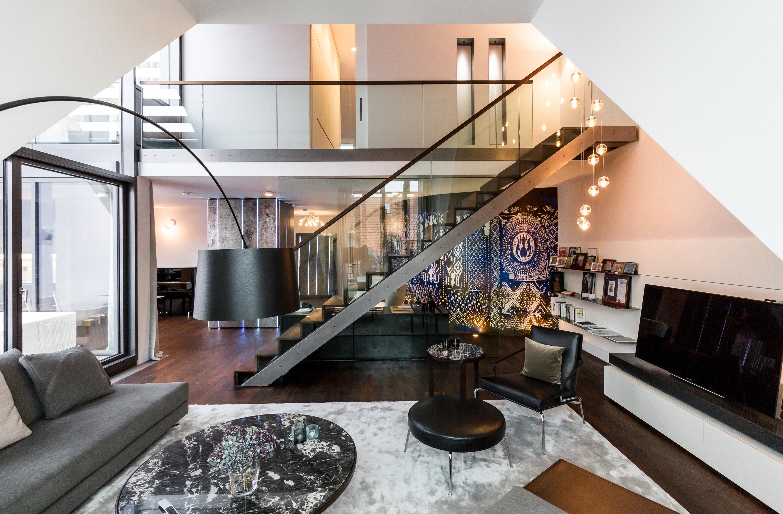umbau einer dachgeschosswohnung muenchenarchitektur. Black Bedroom Furniture Sets. Home Design Ideas