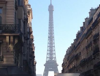Paris, mon Amour...