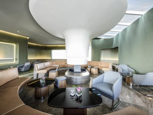 BILD:       Dachgarten Lounge