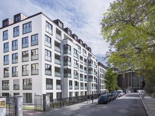 BILD:       Haydnstrasse 4-8