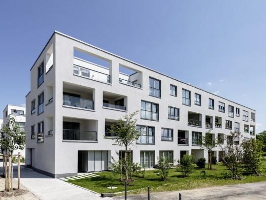 BILD:       Isoldenstrasse WA4 / WA5