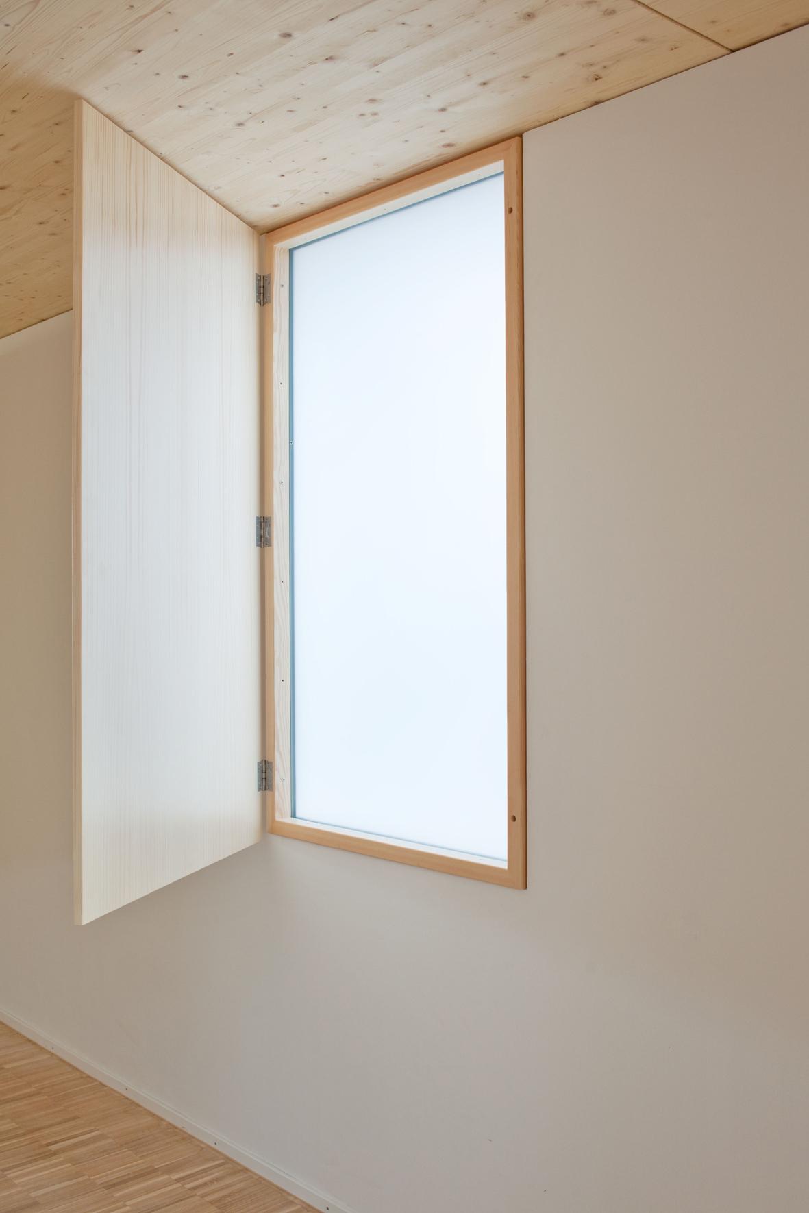 E energieeffizienter wohnungsbau muenchenarchitektur for Fenster treppenhaus
