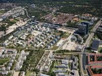 BILD:   Parkstadt Schwabing